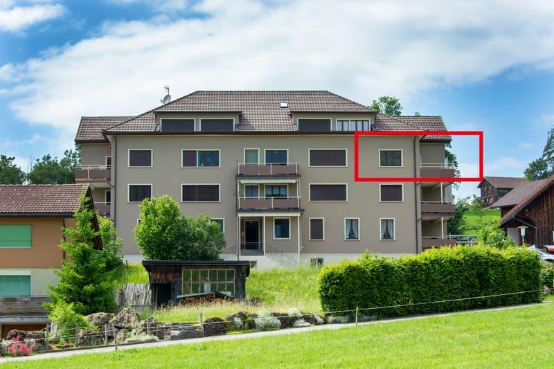 Schöne 3-Zimmer Wohnung in Neu St.Johann (2)