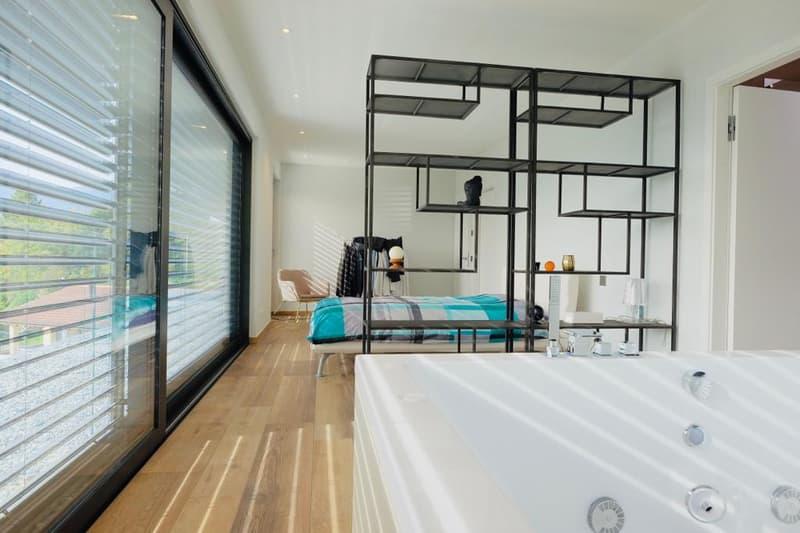 Immaginate di tornare a casa in questo splendido duplex con terrazza panoramica (2)