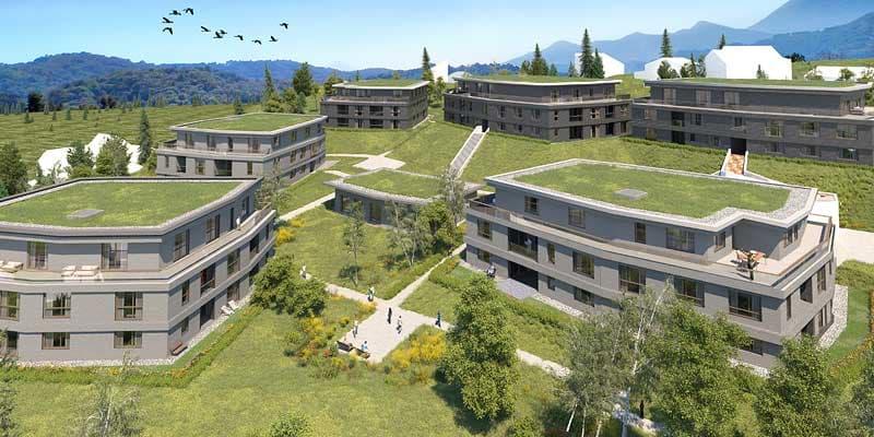 «Modernes Wohnen in herrlicher Kulisse mit Mehrwert++» (2)