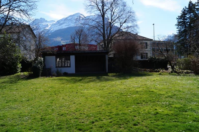 Ein- oder Zweifamilienhaus mit grossem Garten (8)
