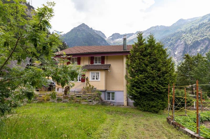 Zweifamilienhaus mit Charme (2)