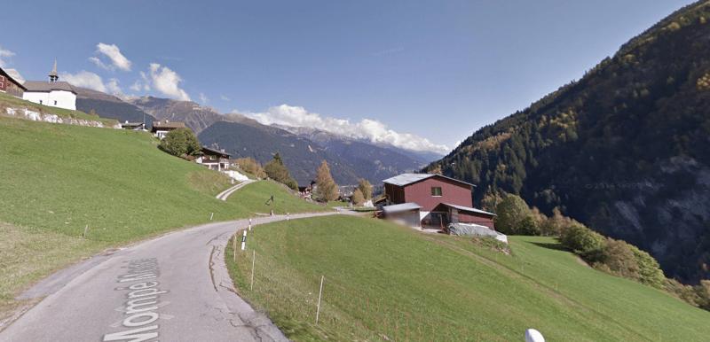 Bauland zu verkaufen mit unverbaubare Sicht in Mompé Medel (3)