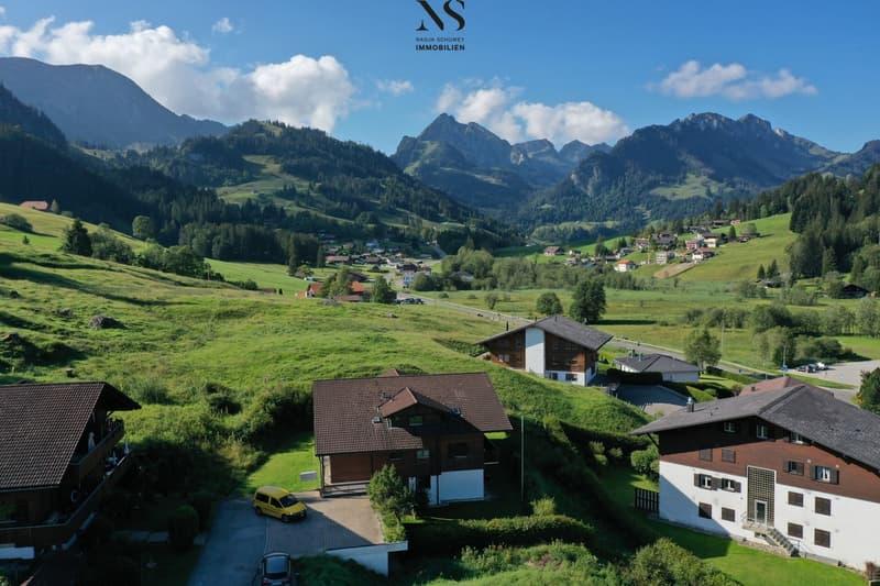 Ein Mehrfamilienhaus mit Blick ins Grüne (1)