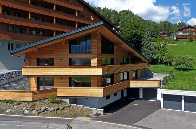 Aussergewöhnliches Einfamilienhaus Residence Isch, in Grindelwald (1)