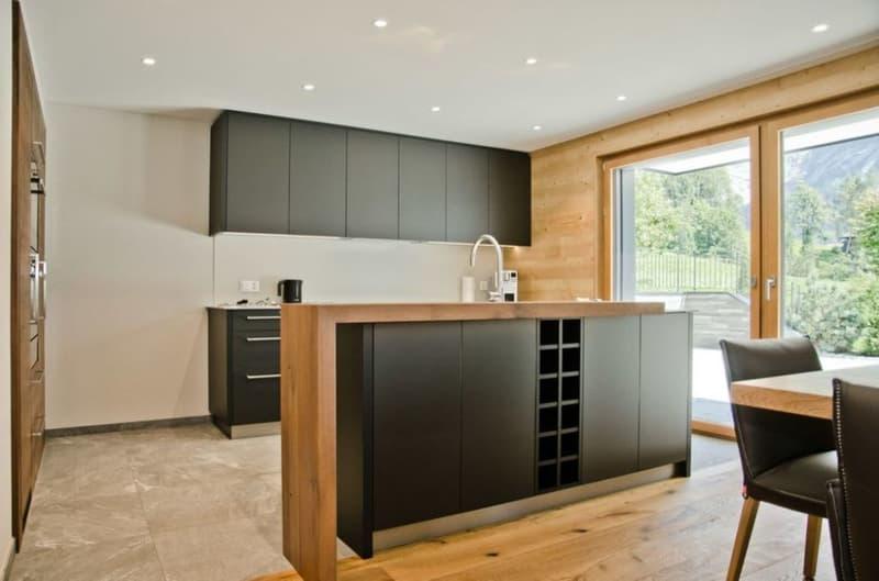 Aussergewöhnliches Einfamilienhaus Residence Isch, in Grindelwald (2)