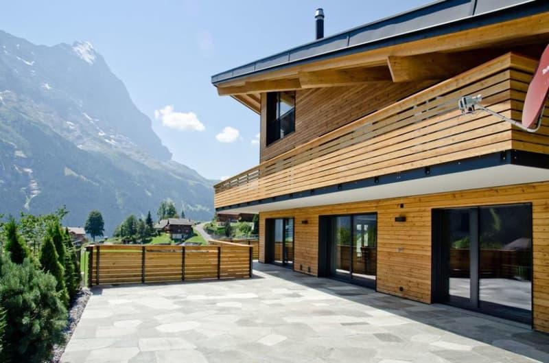 Aussergewöhnliches Einfamilienhaus Residence Isch, in Grindelwald (13)