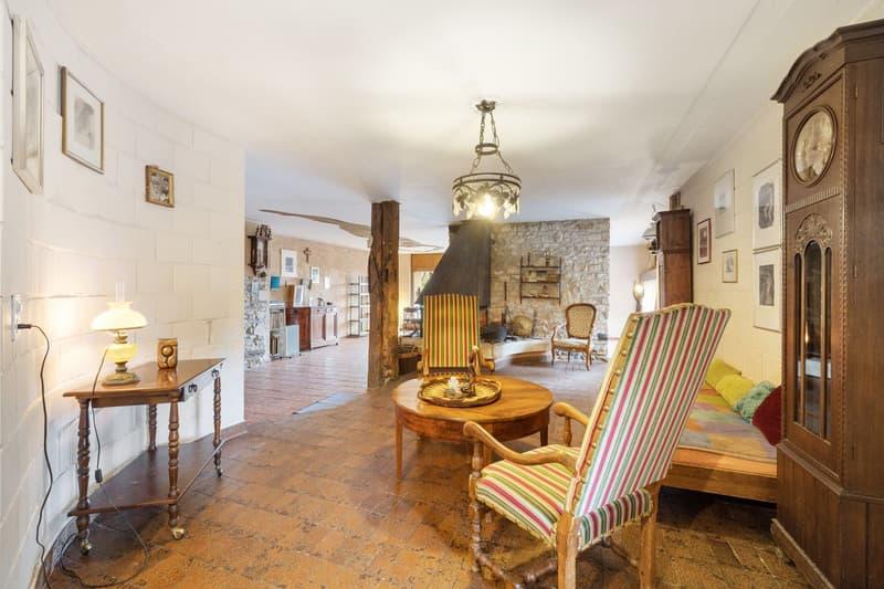 A RENOVER - Ancienne ferme de 1850 avec 2 logements (2)