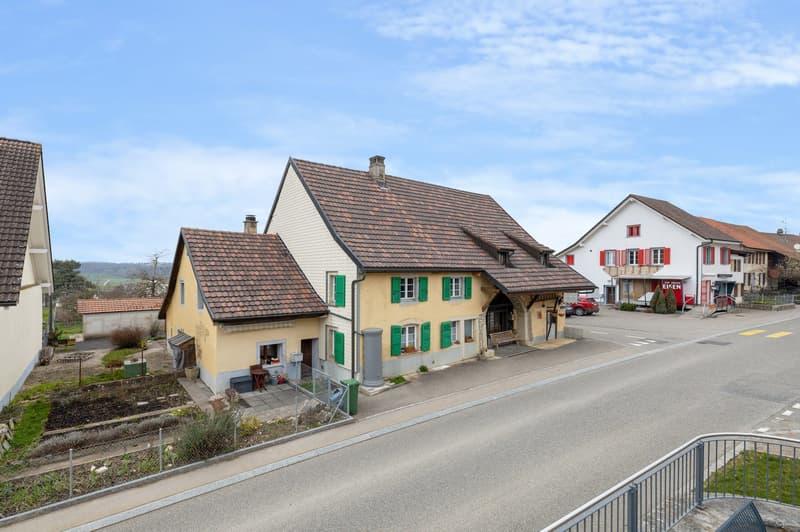 A RENOVER - Ancienne ferme de 1850 avec 2 logements (1)