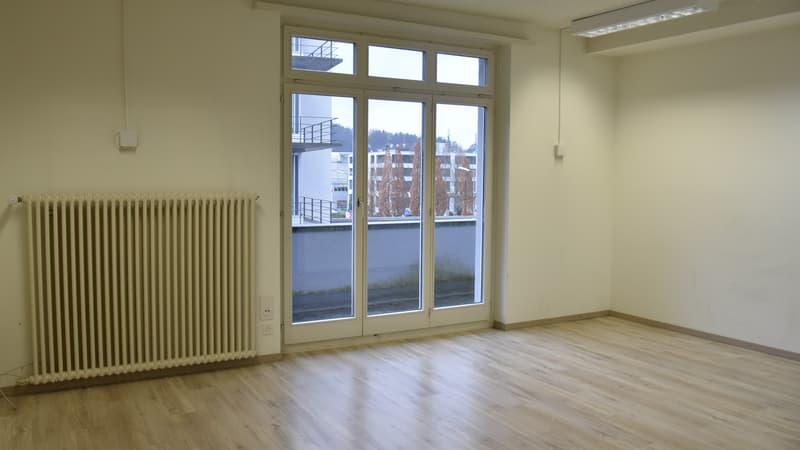 02_Büro mit Balkon