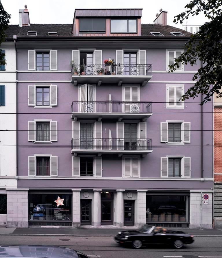 Charmante Altbau-Wohnung im Seefeld!